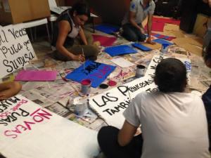 Marcha de las Putas Ecuador - Marcha de las Putas Guayaquil 2016 - Asociación Silueta X - Slutwalk Guayaquil Ecuador contra la violencia de género (26)