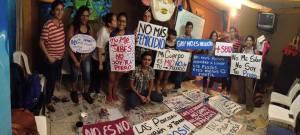 Marcha de las Putas Ecuador - Marcha de las Putas Guayaquil 2016 - Asociación Silueta X - Slutwalk Guayaquil Ecuador contra la violencia de género (31)