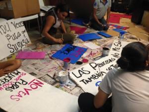 Marcha de las Putas Ecuador - Marcha de las Putas Guayaquil 2016 - Asociación Silueta X - Slutwalk Guayaquil Ecuador contra la violencia de género (4)