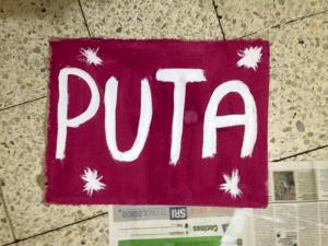 Marcha de las Putas Ecuador - Marcha de las Putas Guayaquil 2016 - Asociación Silueta X - Slutwalk Guayaquil Ecuador no más machismo (1)