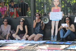 Marcha de las Putas y Putos Guayaquil - Ecuador - Asociación Silueta X (16)