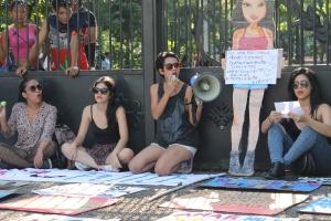 Marcha de las Putas y Putos Guayaquil - Ecuador - Asociación Silueta X (17)