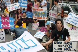 Marcha de las Putas y Putos Guayaquil - Ecuador - Asociación Silueta X (34)
