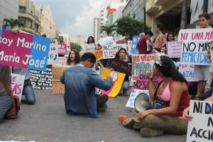 Marcha de las Putas y Putos Guayaquil - Ecuador - Asociación Silueta X (50)