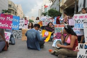Marcha de las Putas y Putos Guayaquil - Ecuador - Asociación Silueta X (51)