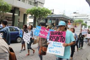 Marcha de las Putas y Putos Guayaquil - Ecuador - Asociación Silueta X (55)