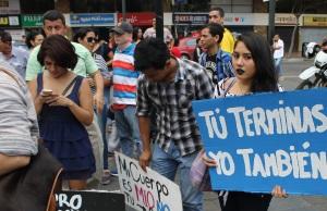 Marcha de las Putas y Putos Guayaquil - Ecuador - Asociación Silueta X (57)
