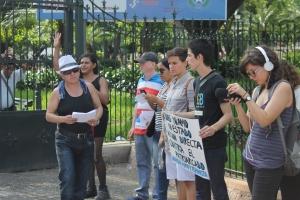 Marcha de las Putas y Putos Guayaquil - Ecuador - Asociación Silueta X (6)