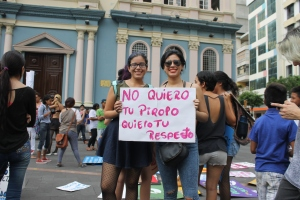 Marcha de las Putas y Putos Guayaquil - Ecuador - Asociación Silueta X (76)