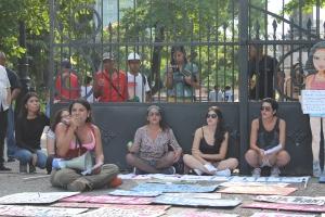 Marcha de las Putas y Putos Guayaquil - Ecuador - Asociación Silueta X con Diane Rodriguez (10)