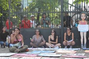 Marcha de las Putas y Putos Guayaquil - Ecuador - Asociación Silueta X con Diane Rodriguez (11)
