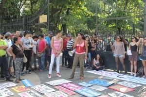Marcha de las Putas y Putos Guayaquil - Ecuador - Asociación Silueta X con Diane Rodriguez (14)