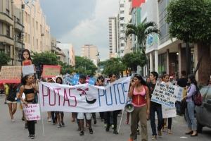 Marcha de las Putas y Putos Guayaquil - Ecuador - Asociación Silueta X con Diane Rodriguez (20)