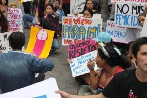 Marcha de las Putas y Putos Guayaquil - Ecuador - Asociación Silueta X con Diane Rodriguez (22)