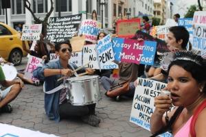 Marcha de las Putas y Putos Guayaquil - Ecuador - Asociación Silueta X con Diane Rodriguez (25)