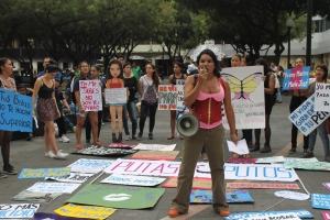 Marcha de las Putas y Putos Guayaquil - Ecuador - Asociación Silueta X con Diane Rodriguez (29)