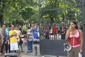 Marcha de las Putas y Putos Guayaquil - Ecuador - Asociación Silueta X con Diane Rodriguez (3)