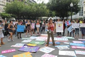 Marcha de las Putas y Putos Guayaquil - Ecuador - Asociación Silueta X con Diane Rodriguez (34)