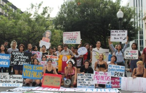 Marcha de las Putas y Putos Guayaquil - Ecuador - Asociación Silueta X con Diane Rodriguez (39)