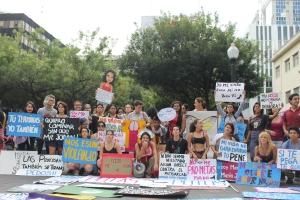 Marcha de las Putas y Putos Guayaquil - Ecuador - Asociación Silueta X con Diane Rodriguez (40)