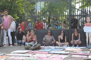 Marcha de las Putas y Putos Guayaquil - Ecuador - Asociación Silueta X con Diane Rodriguez (9)