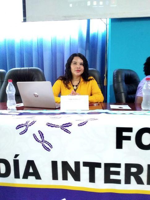Diane Rodríguez, sobre transfeminismo en foro académico por el día internacional de la mujer