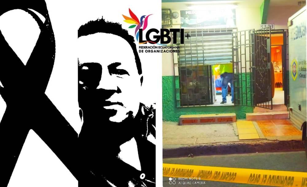 Asesinan a aparente persona Trans o de género no conforme en Guayaquil con patadas en el rostro y degollamiento - Asociación Silueta X - federación Ecuatoriana de organizaciones LGBT