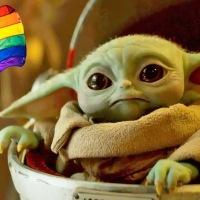 #Mundo| Baby Yoda se convierte en ícono LGBTQ+ por estas razones