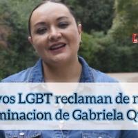 @InclusionQuito Gabriela Quiroga es acusada de discriminadora por LGBTI en #DiaDeLaCeroDiscriminacion